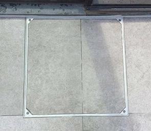 Aluminum Manhole Cover