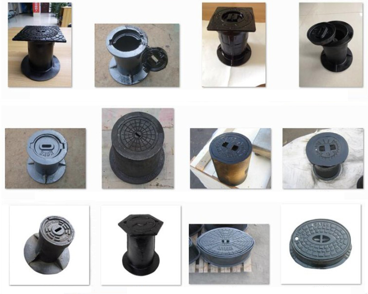 Ductile Cast Iron Surface Box