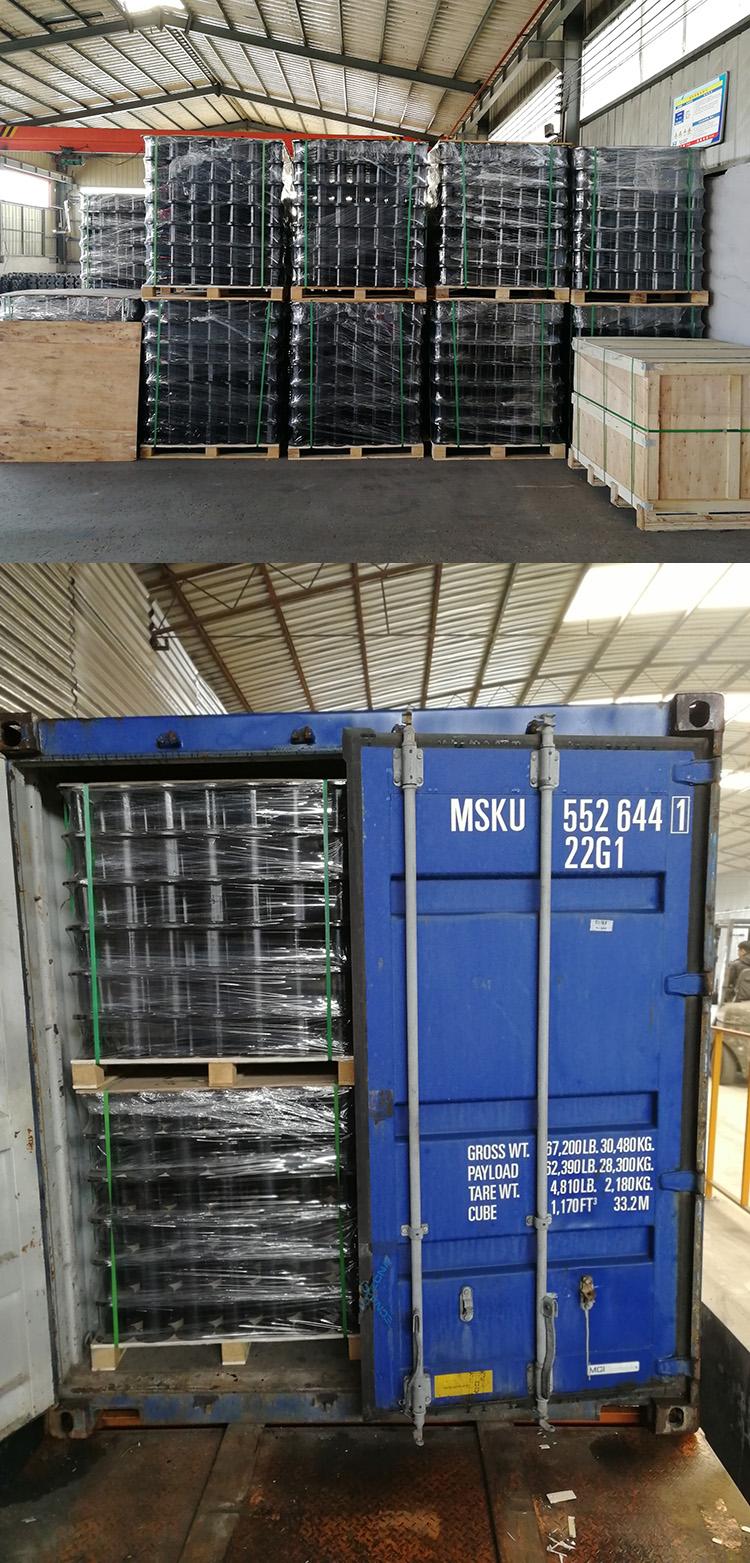 Ductile Cast Iron Surface Box