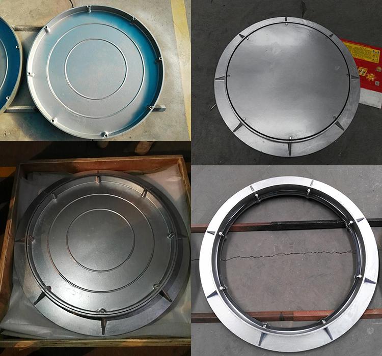 Aluminum Round Manhole Cover