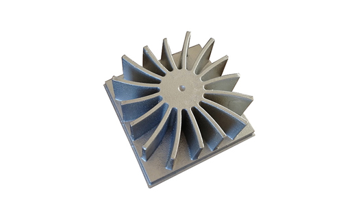 New die-cast aluminum alloy
