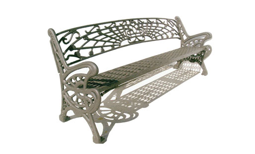 Foundry Park Bench Chair