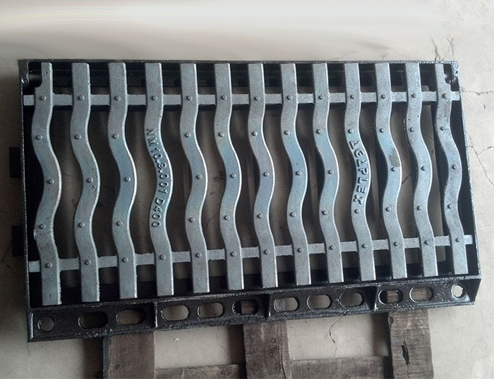 Cast Iron Drainage Grid
