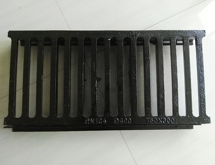 Cast Iron Gully Grating