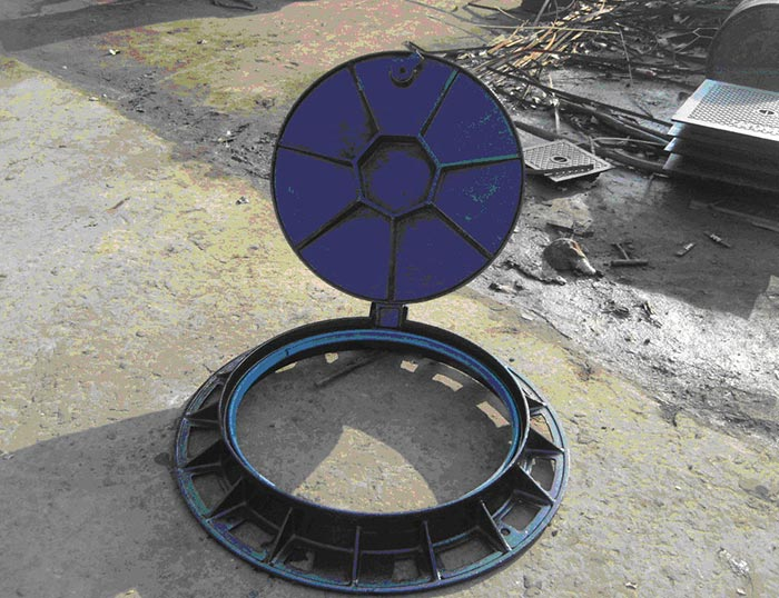 Manhole Cover-08