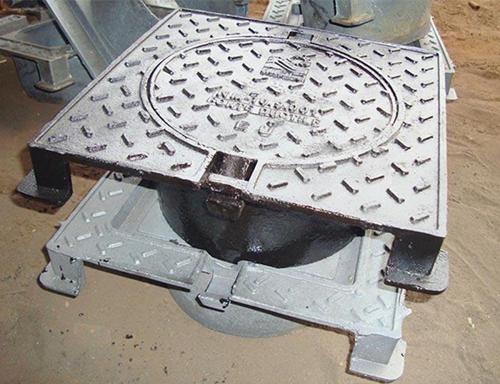 Ductile Iron Water Meter Box