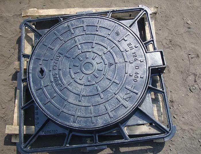 Manhole Cover-06