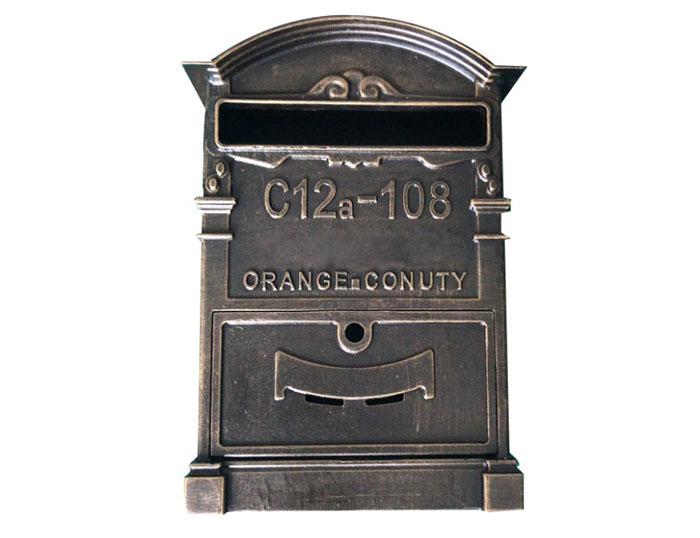 Aluminum Letter Box